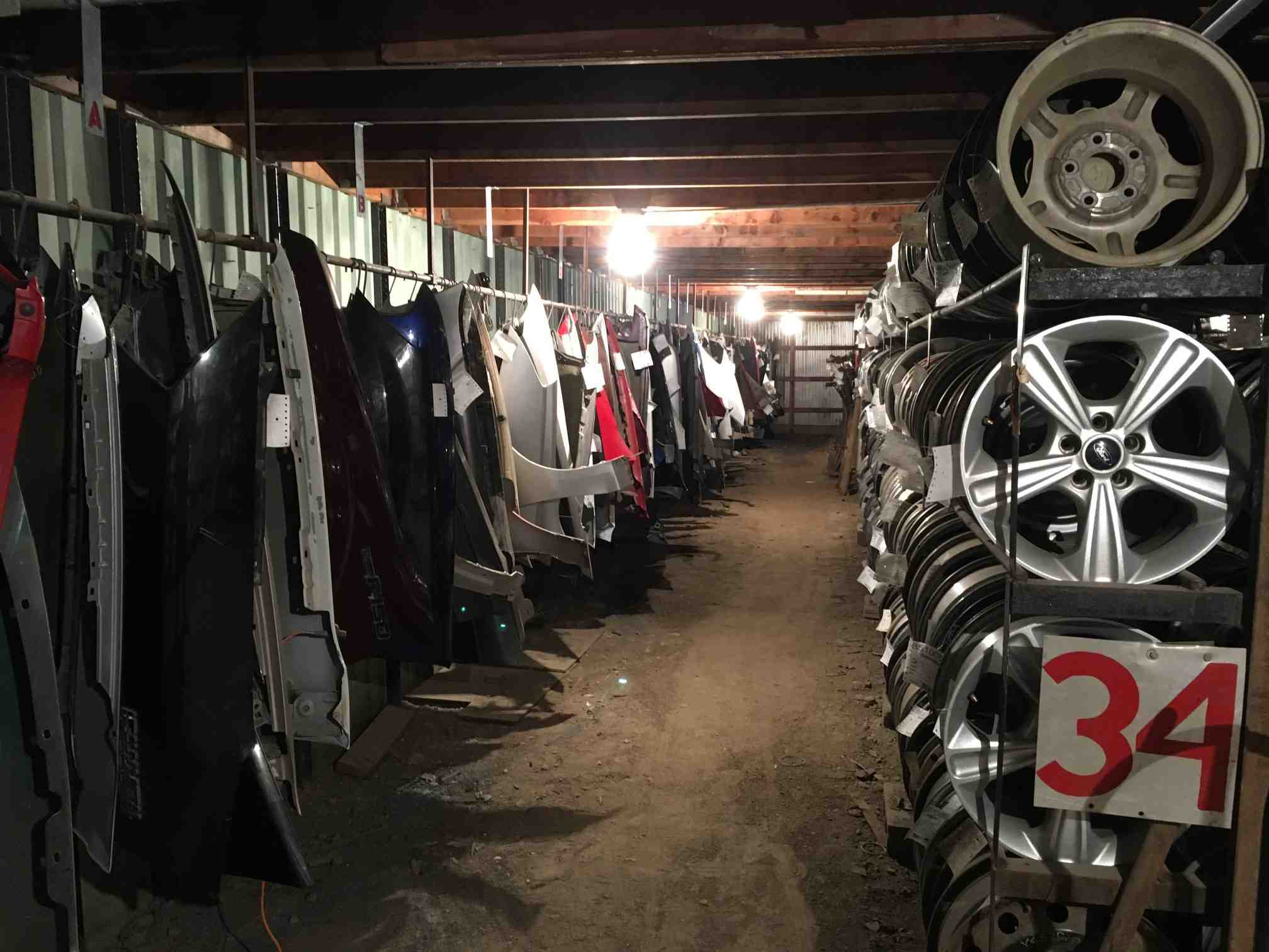 Lincoln Auto Recycled Auto Part Sales 24 Hour Towing
